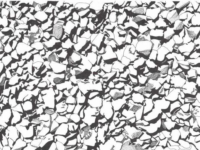 Rocks: Quarried Slate