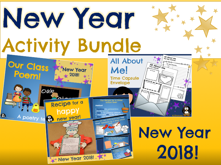 New Year Bundle 2018