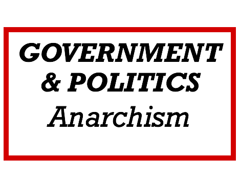Politics Edexcel - Anarchism