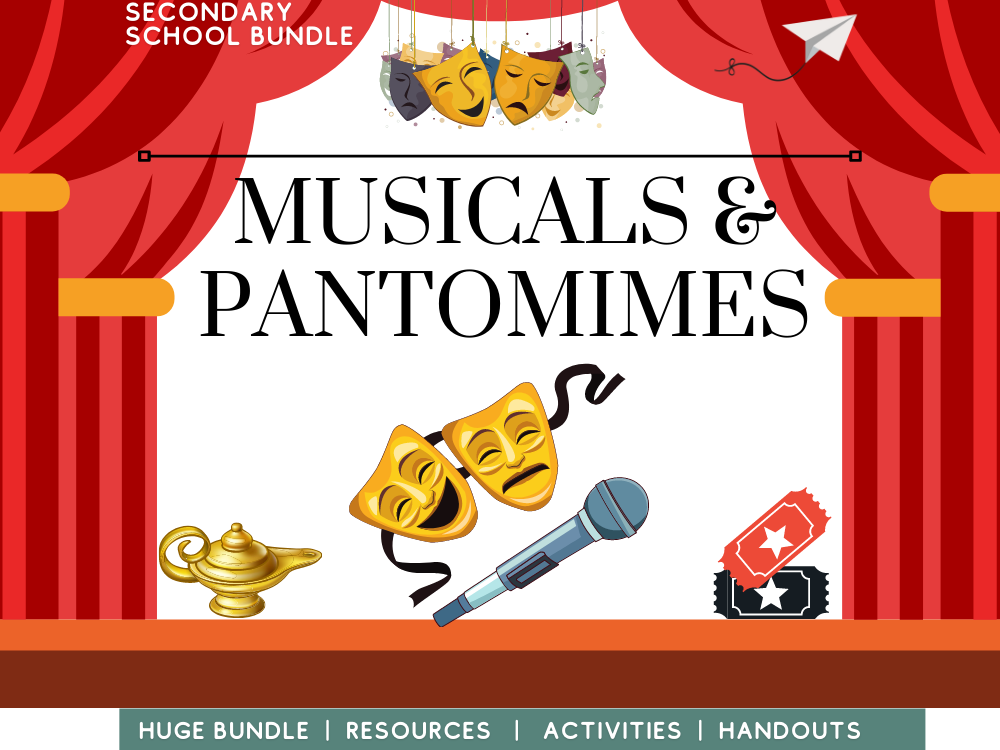 Musicals and Pantomimes