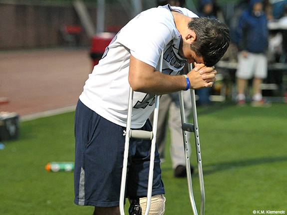 Unit 17 Sports injuries