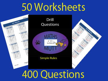 Drill Questions : Simple Rules