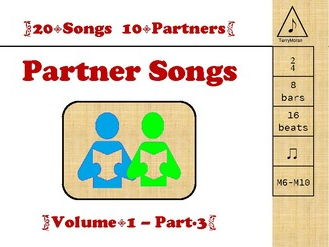 Partner Songs Vol 1 - Part 3