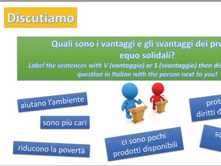 NEW  ITALIAN GCSE RESOURCES TOPIC V (International  and Global dimension)