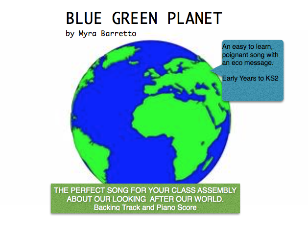 Eco Assembly Song for Primary School