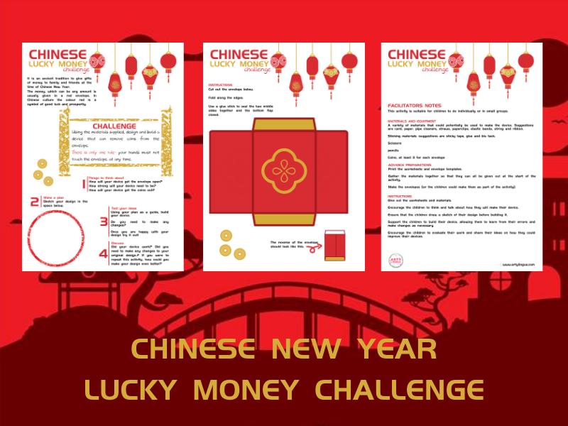 Chinese New Year STEM activity