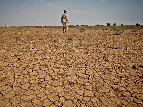 Drought - The Sahel