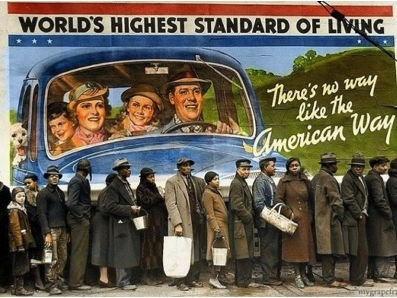 *FULL LESSON* How did the Depression and the New Deal Affect Black Americans? A-Level Civil Rights
