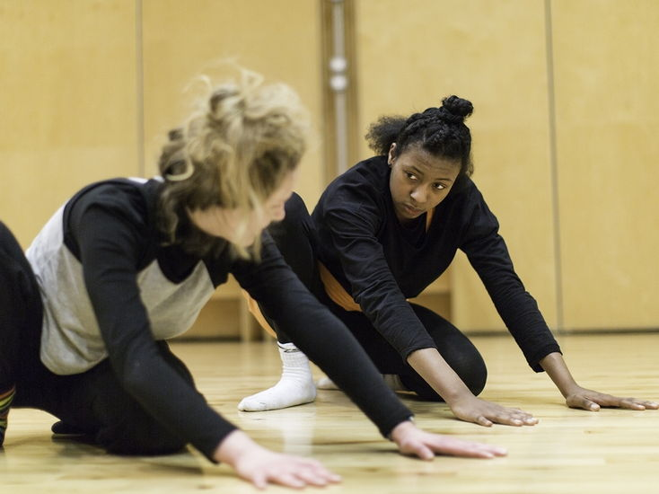 Dance Choreography - Various Stimuli KS3 SOW