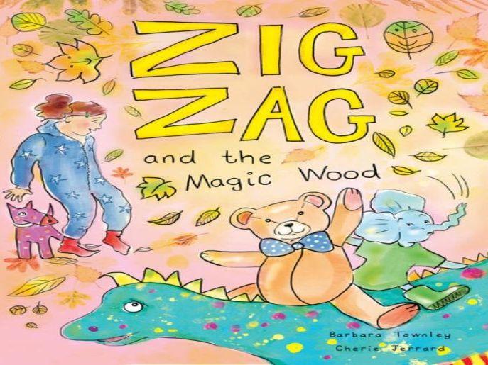 Zig Zag and the Magic Wood Children's Book