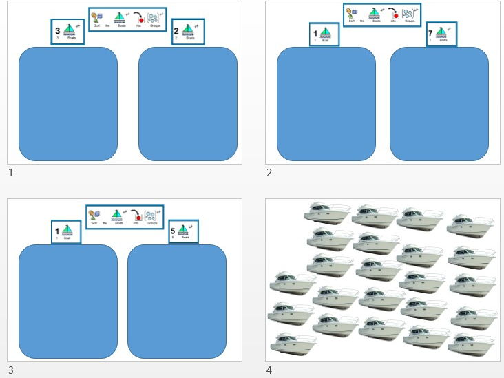 Boat Grouping Symbol Supported Worksheet