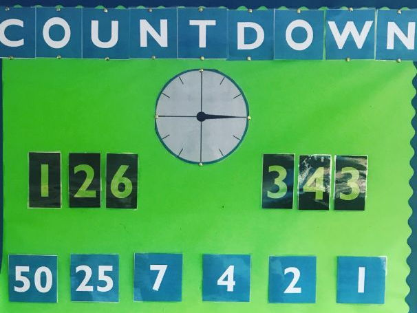 Countdown Display