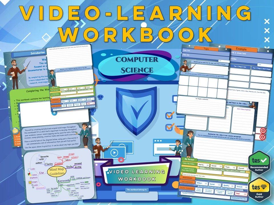 GCSE Computer Science - Workbook [Video-Learning Workbook] GCSE