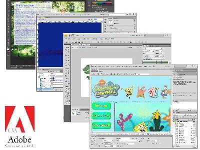 Adobe CS5 Package