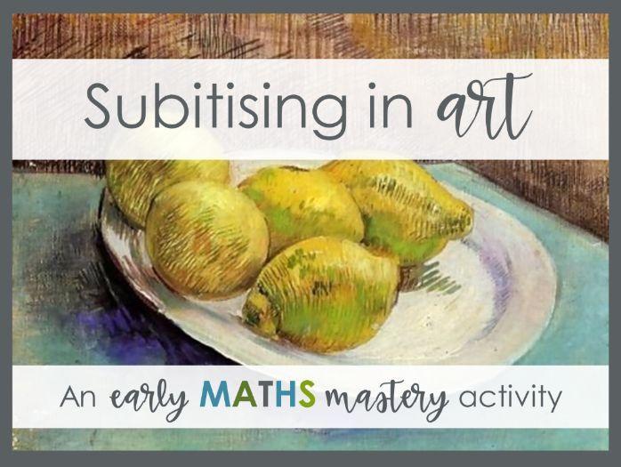 Subitising in Art