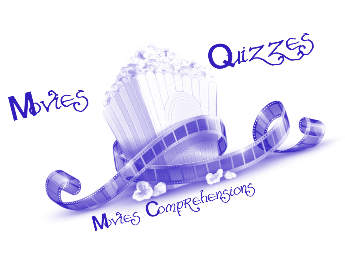 17  Movies comprehensions / quizzes bundle