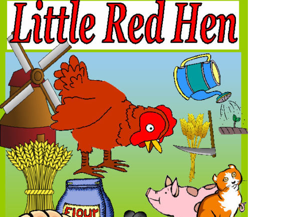 The Little  Red Hen Story Resources