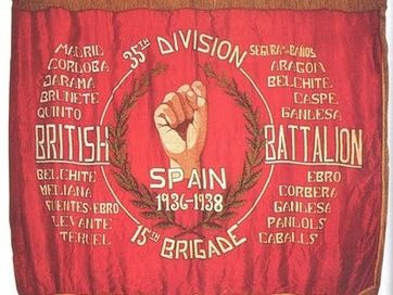 The British Battalion of the International Brigades