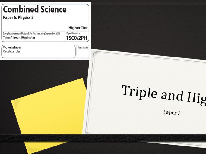 EDexcel Physics Revision Exam Questions