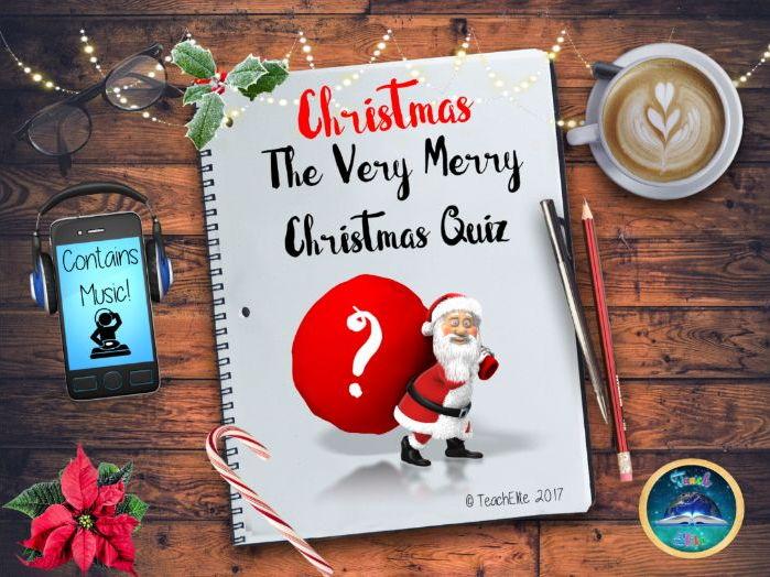 Christmas: Christmas Quiz