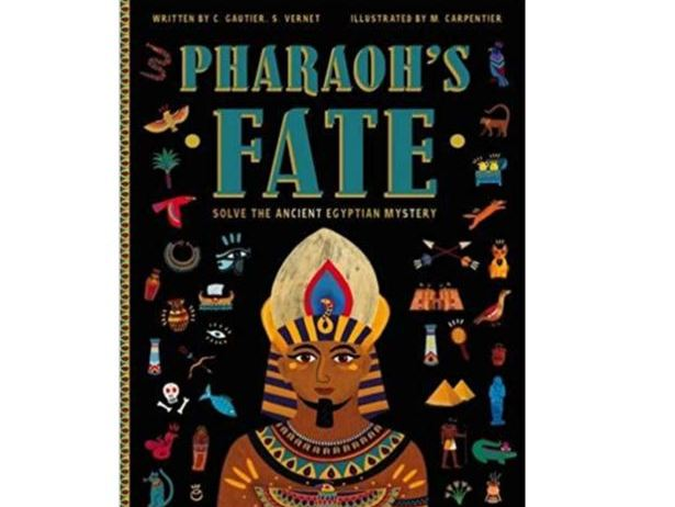 Pharaoh's Fate - Persuasive Letter Year3