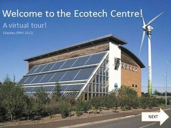 Ecotech (Sustainable Development) Virtual Tour