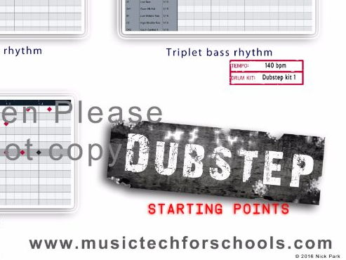 Cubase drum maps Dubstep