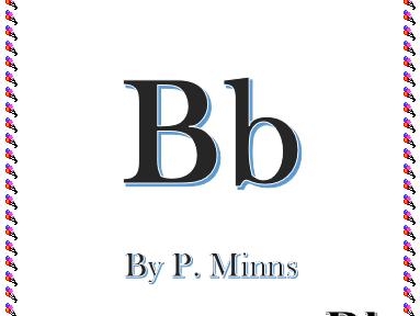 Letter Bb Recognition