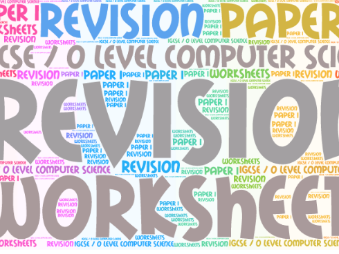REVISION -IGCSE / O LEVEL COMPUTER SCIENCE PAPER 1