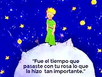 El Principito: Extracto 1 (The Little Prince in Spanish)