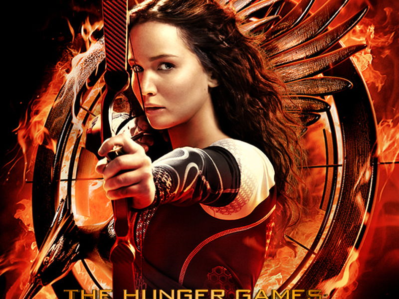 The Hunger Games- Language analysis- How is tension created?