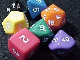 Decimal Game - Rounding to 1 & 2 decimal place - Interesting Dice game