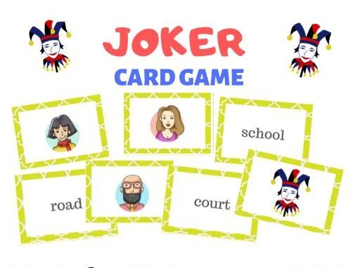 Card game: Joker