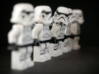 VARYING SENTENCE STARTERS - Star Wars theme