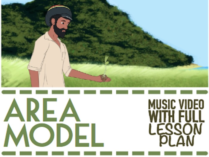 The Area Model - Multiplication  | Worksheets, Word Problems, Quiz, Homework, Video |