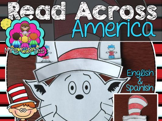 Read Across America Writing Craft- Bilingual