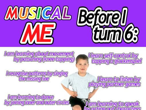 Musical ME under SIX