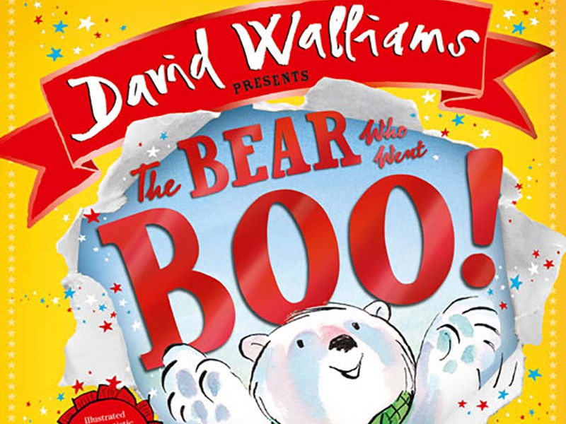 David Walliams The Bear Who Went Boo Reading Comprehensions Full Book