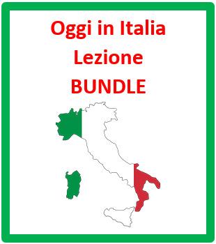 Oggi in Italia Lezione 10 Bundle
