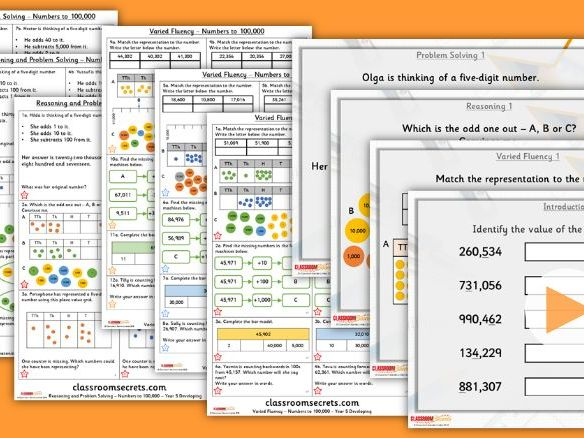 Year 5/6 Mixed Age Autumn Block 1 Step 3 Lesson Pack