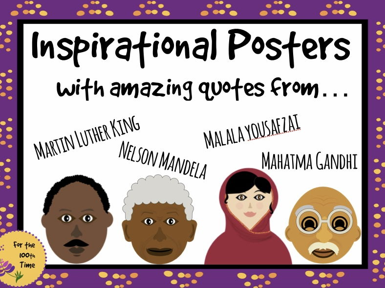 Inspiring posters