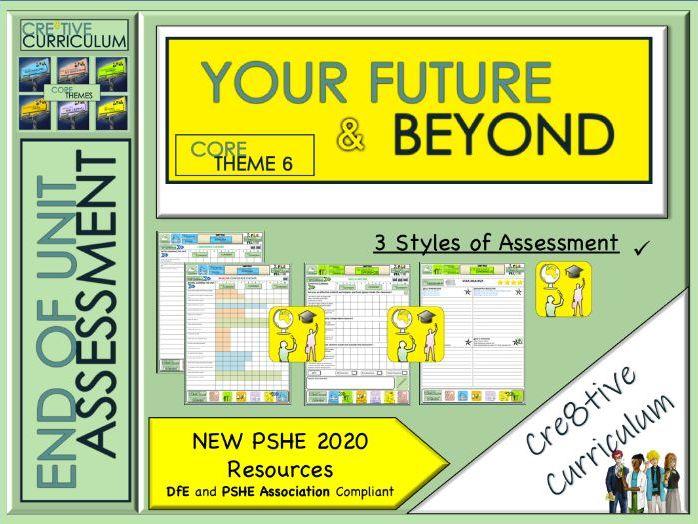 PSHE Careers  Assessment