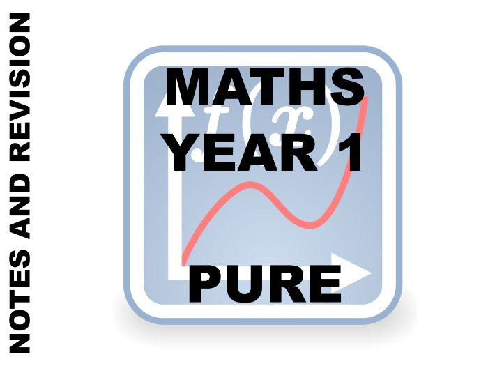 A-Level Mathematics - Year 1 Pure Revision Notes