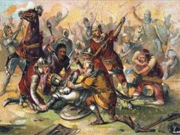 King John - John & War (4/7 Wolsey Academy)
