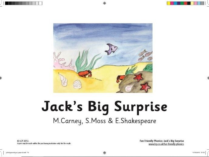 EYS/Year 1 Phase 3-4 Phonics Reading  Book with Comprehension Questions-Home Learning.