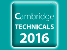 2016 Cambridge Technicals Units 12, 16 and 17