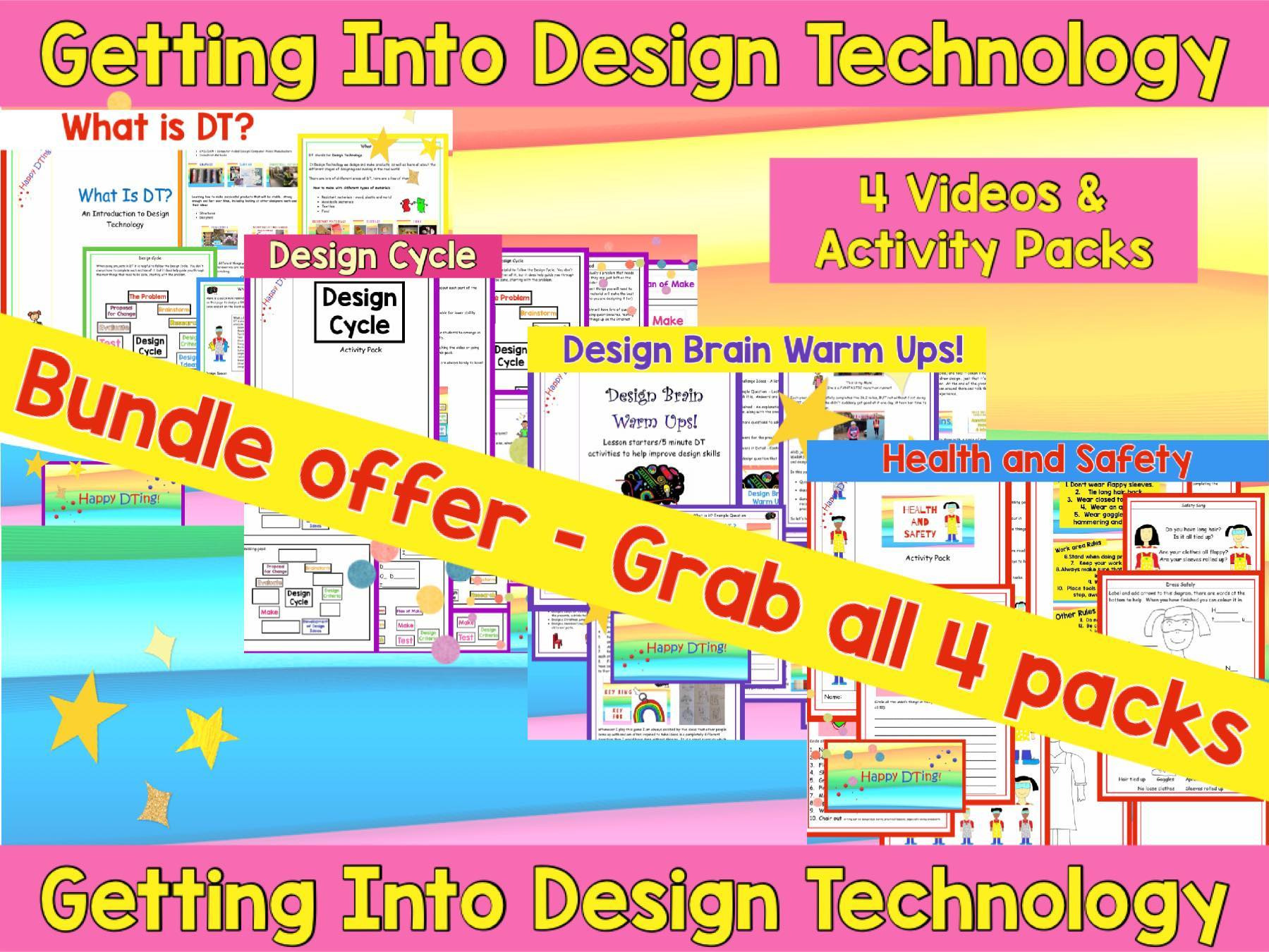 Getting Into Design Technology