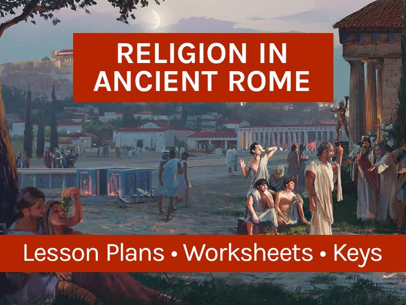 Ancient Roman Religion