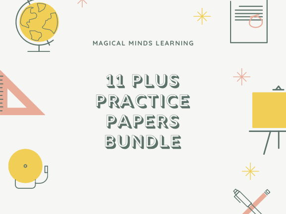 ALL 11 Plus Practice Papers Bundle