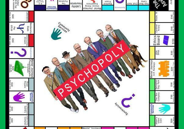 PSYCH DOES MONOPOLY -  POSTERS@PSYCH – Brighten up your walls